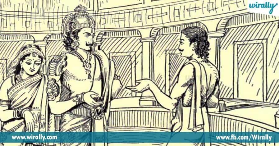 9 Mahabhratama Love Stories