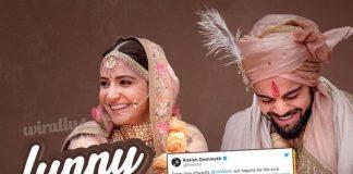 Anushka Sharma, Virat Kohli, Anushka Sharma with Virat Kohli, Anushka Sharma Weds Virat Kohli