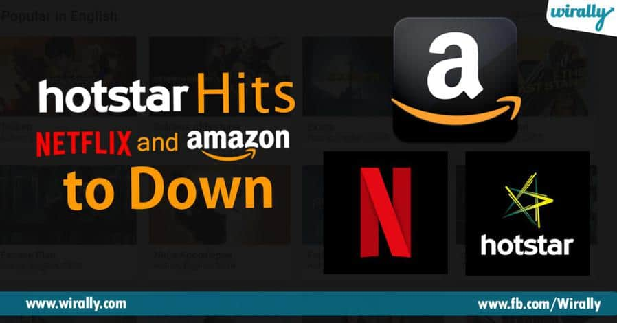 Hotstar Ranks first in the Video Streaming Segment, Amazon