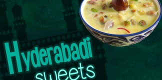 Hyderabad, Hyderabad delicious sweets