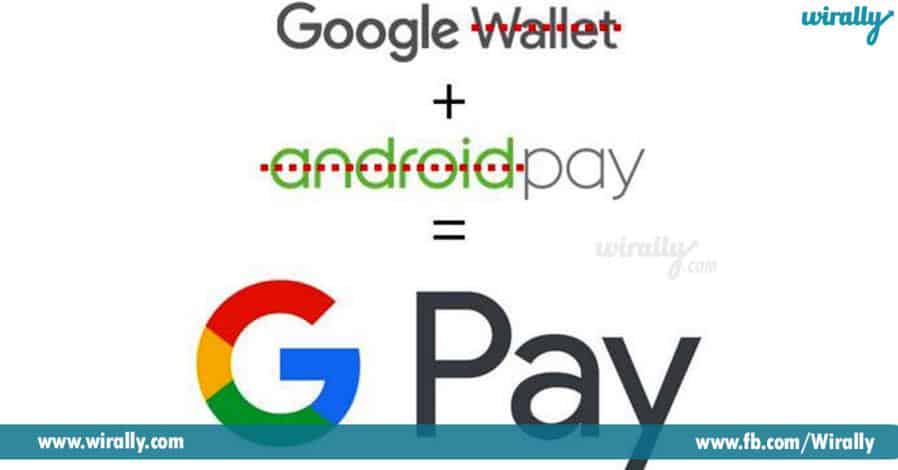 """Google launched """"Google Pay"""" by merging Google wallet and"""