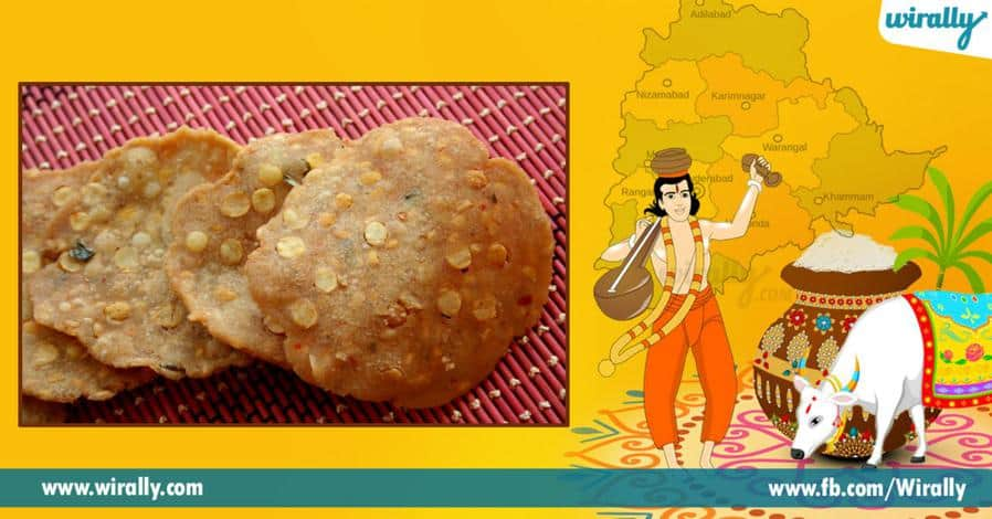 11 Sankranthi Pindi Vantalu and sweets