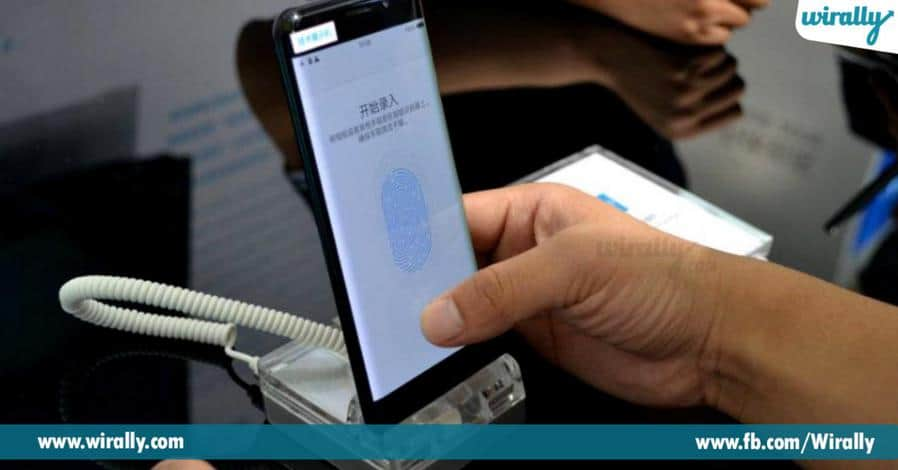 2 World's First In-Screen Fingerprint Smartphone by Vivo