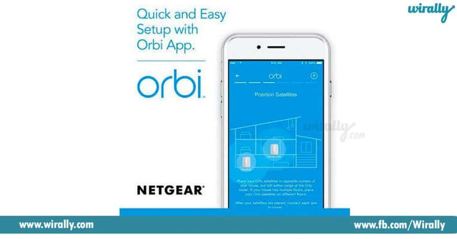 "3 Extend your Wi-Fi network with ""Orbi"""