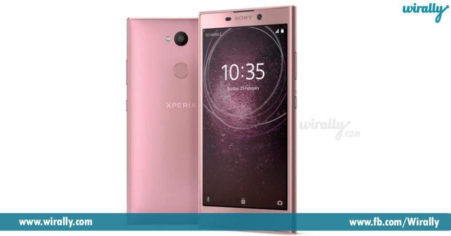 4 Sony Unveiled three new Smartphones