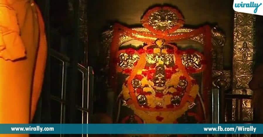 6 arasavalli temple