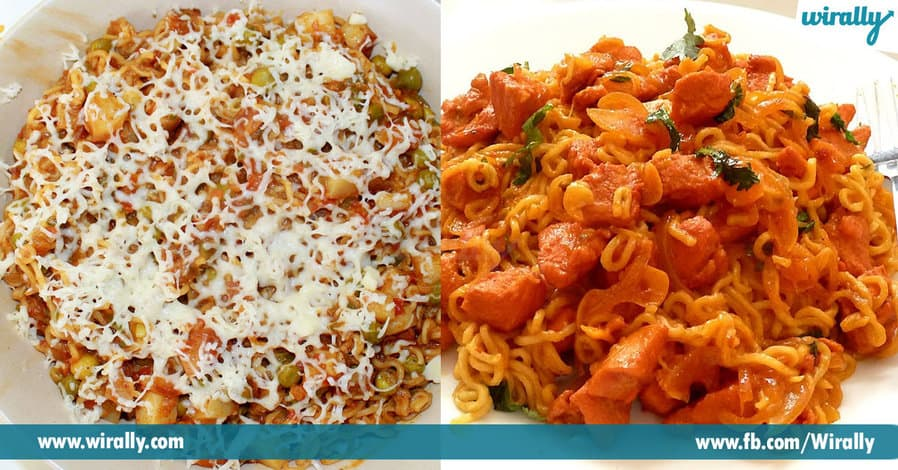 7 - types of maggi