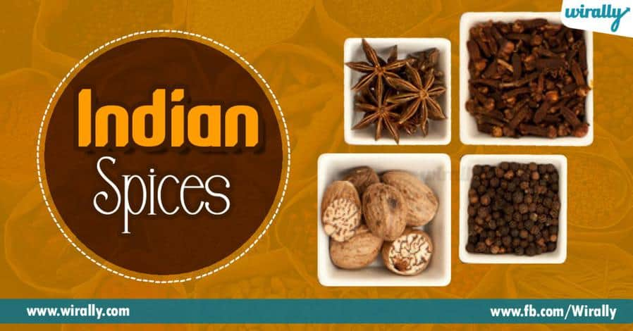 9 Indian spices which are good for health - Wirally