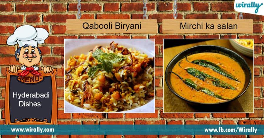 11 Authentic Hyderabadi dishes you should never miss