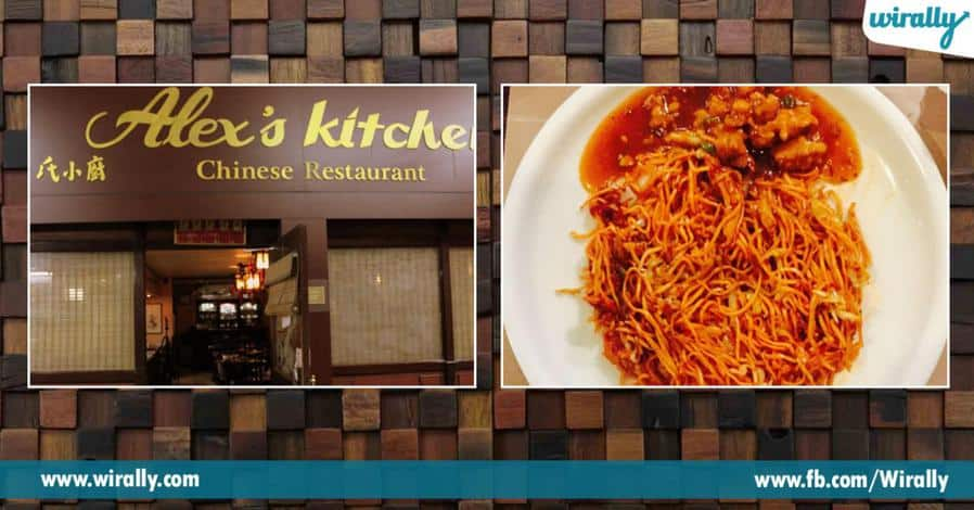 chinese restaurants