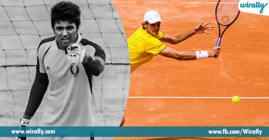 5 - tennis