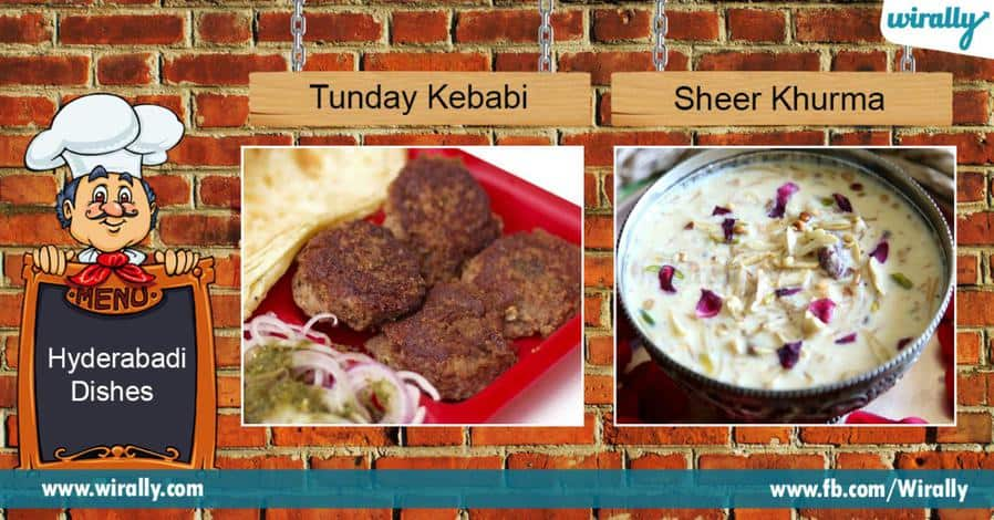 6 Authentic Hyderabadi dishes you should never miss