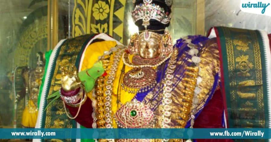 6 ikkadi alayamlo naivedyamlo uppu nishedinchadam venuka daiva rahasyam