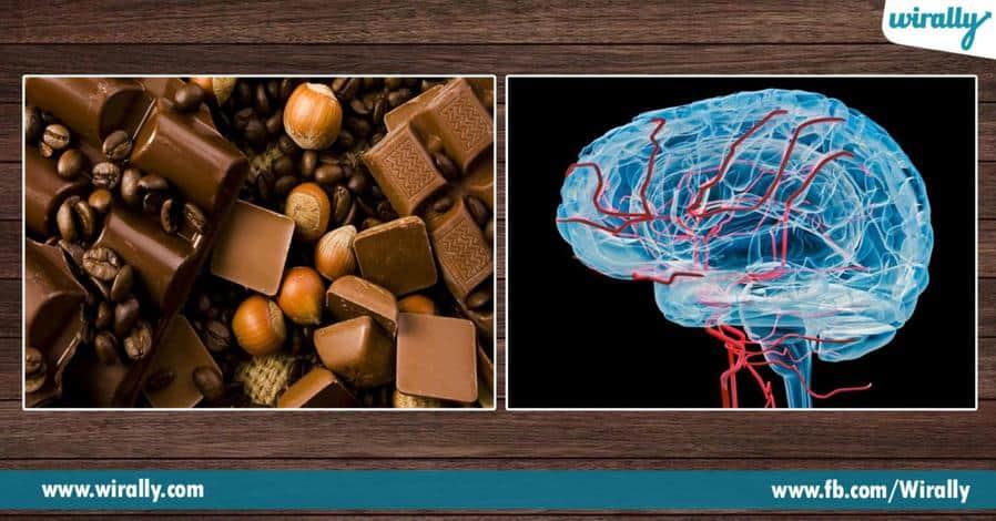 7 BENEFITS OF CHOCOLATES