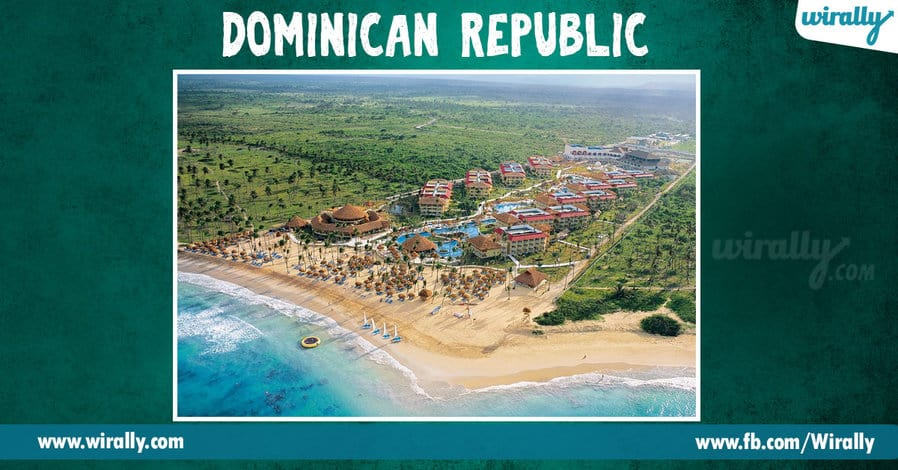 7 - Dominican Republic
