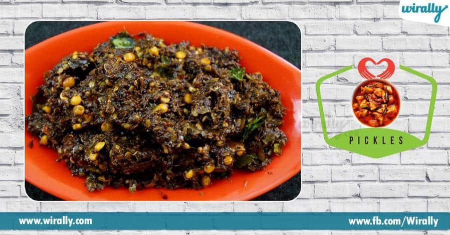 7 Types of Hyderabadi Pickels