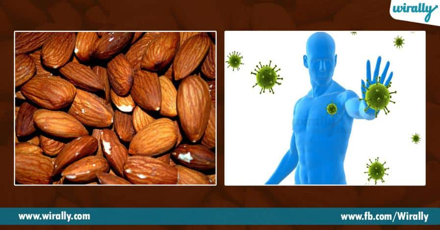 8 REASONS WHY YOU SHOULD EAT MORE ALMONDS