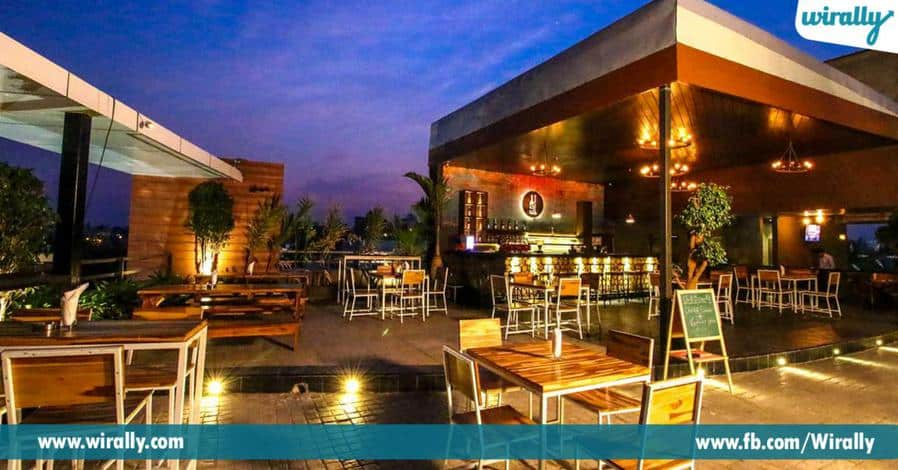 8 Romantic dinner places in Hyderabad
