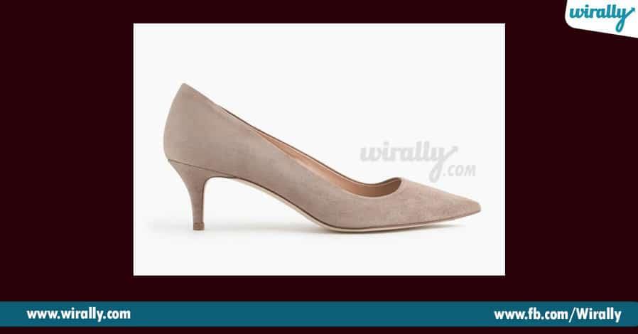 8 - comma heel