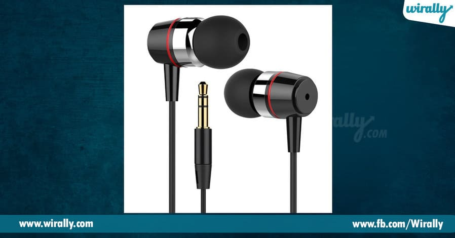 8 - ear phones