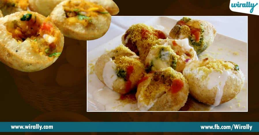 10 Different names for pani puri