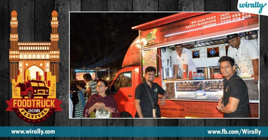 Hyderabad Food Truck