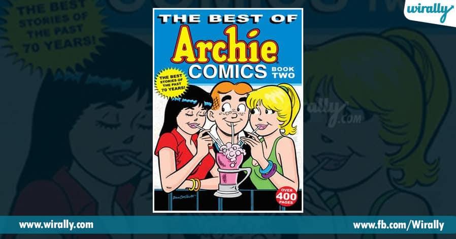 12 - archie comics