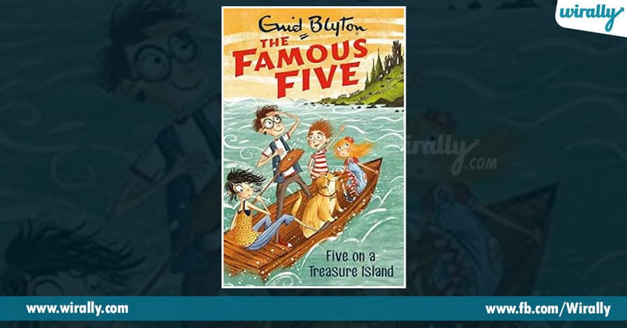 14 - the famous five