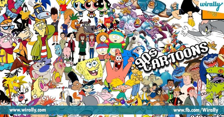2 - cartoons