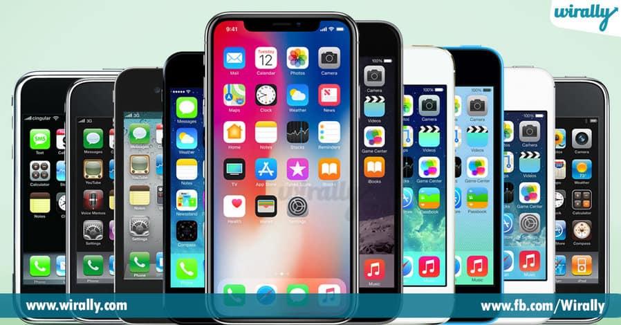 3 - iphones