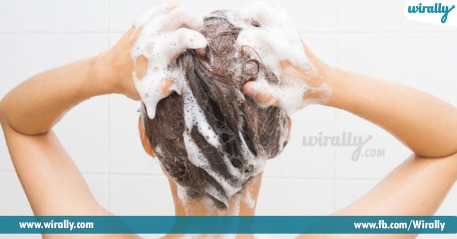 4 - Shampoo