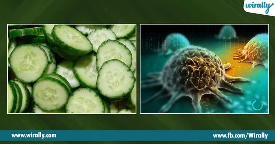 5 HEALTH BENEFITS OF CUCUMBER
