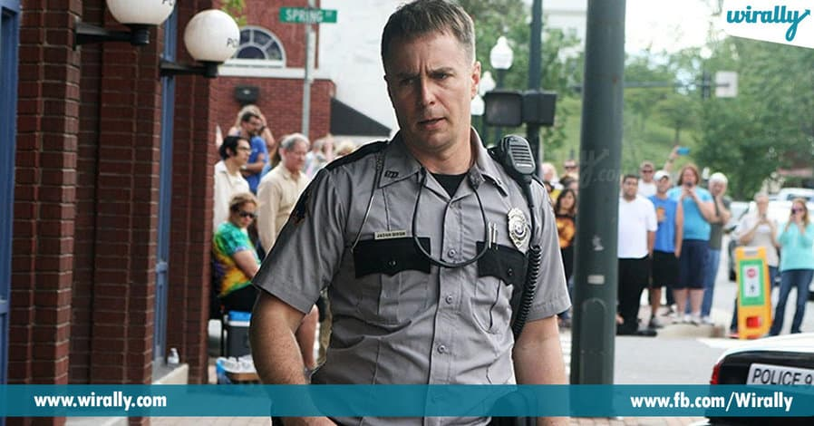 Sam Rockwell for Three Billboards Outside Ebbing, Missouri