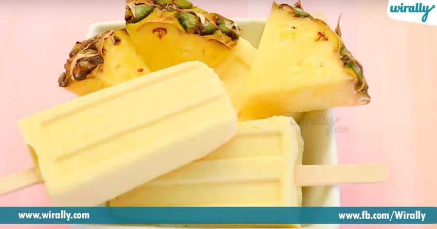 6 Homemade Popsicles Recipe