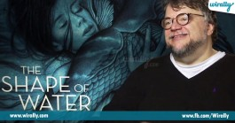 Guillermo del Toro for The Shape of Water