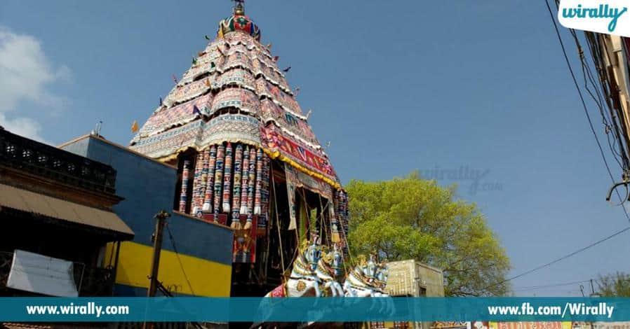 6 srirangam thirupathi taruvatha ekkuvaga darshinche alayam edhi
