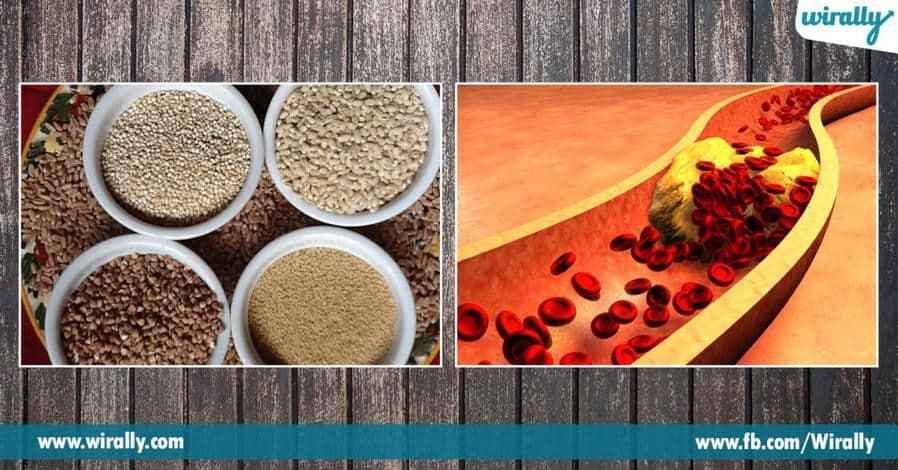 7 amazing health benefits of whole grains