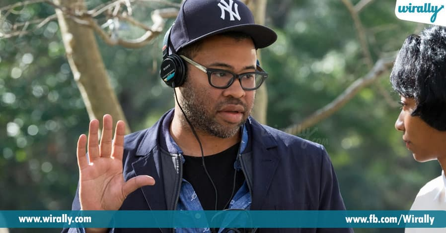 Jordan Peele for Get Out
