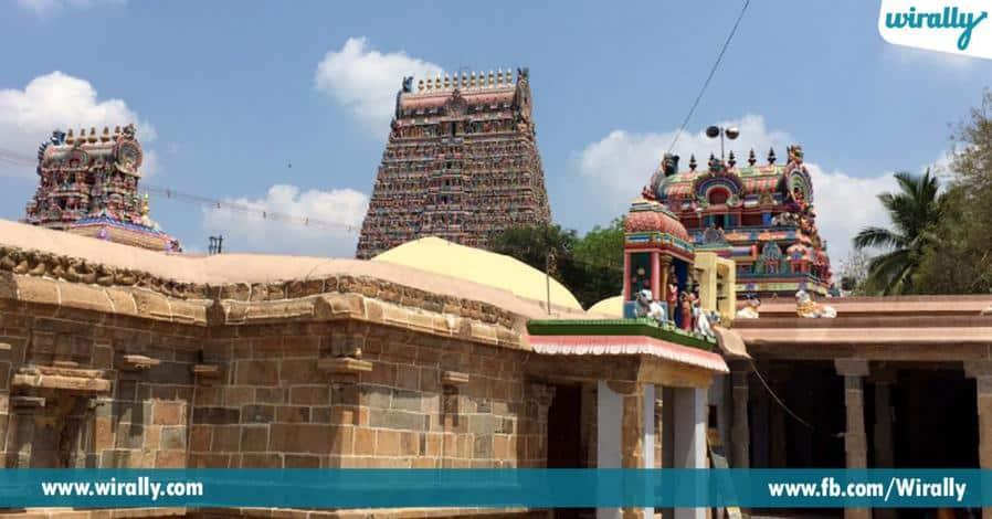 7 srirangam thirupathi taruvatha ekkuvaga darshinche alayam edhi