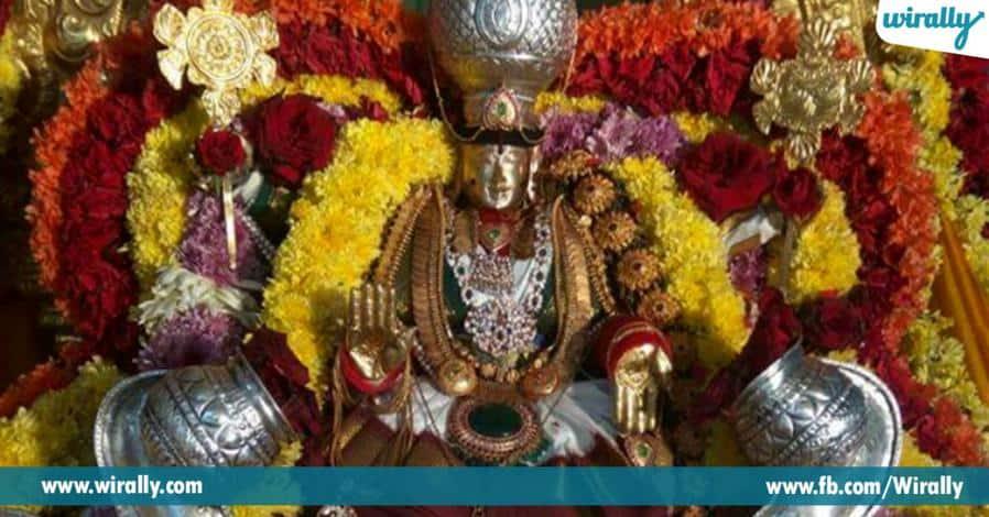 9 bhadrachalamlo vaikunta ramuniga velsina sriramudu