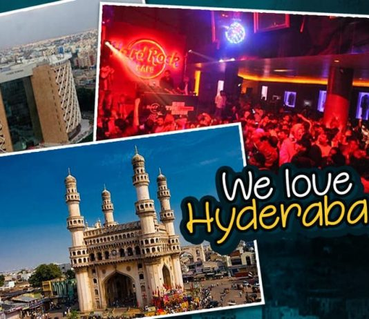Reason love Hyderabad