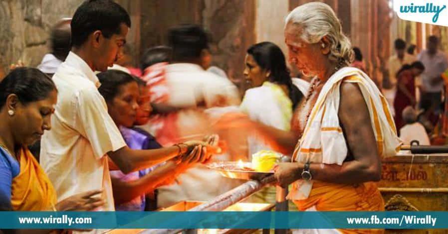 1 thirdam sevinchaka chethini thalaku rasukovacha
