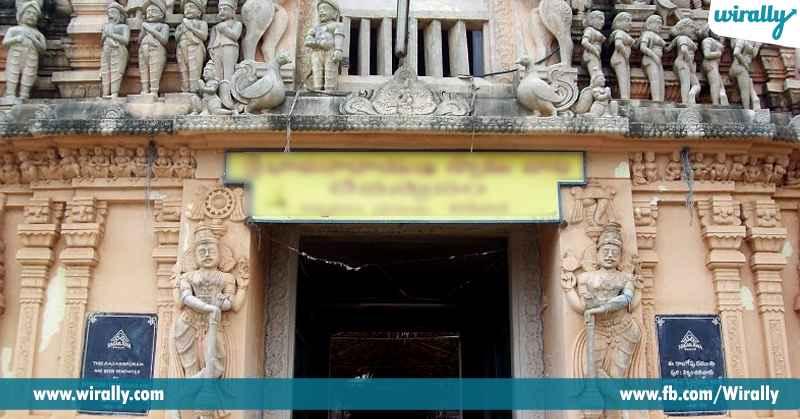 3 pedda pedda vendi misalatho darshanam eche swamivaru