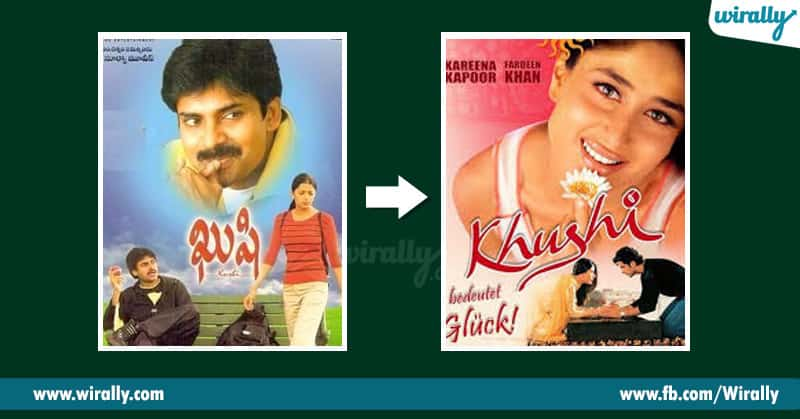 Bollywood Remakes