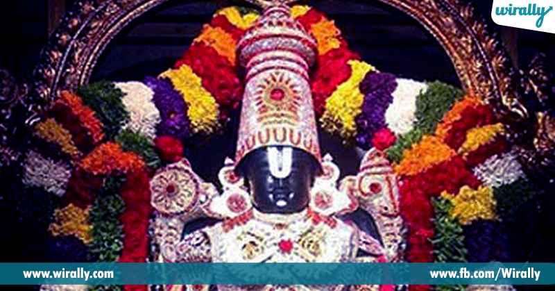 7 Chilkoor Balaji Temple