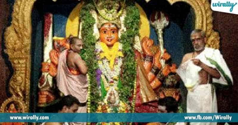 8 rudramadevi aradya daivam bhadrakali