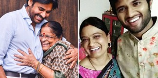 Celebrities With Their Mothers