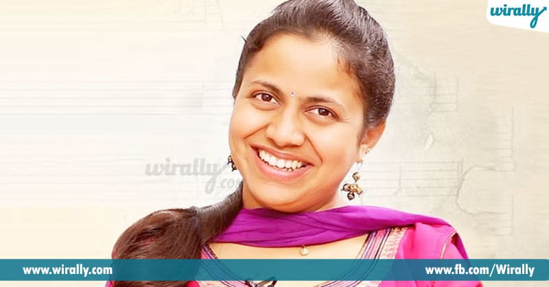 Shreshta First Female Lyricist