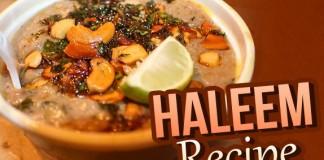 Unique Haleem Recipe