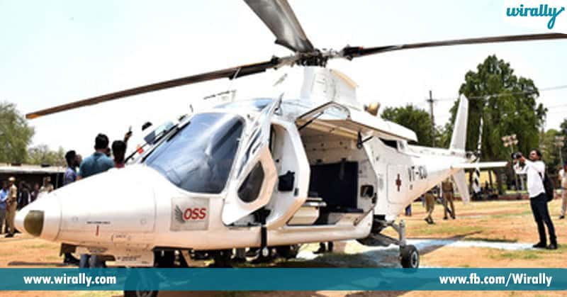 24/7 air ambulance service